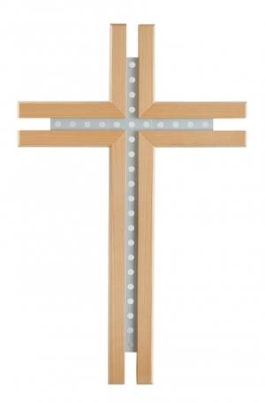 Kreuz für Rednerpult frontal