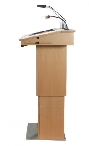 Rednerpult Friedberg Plus Seite