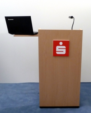 Rednerpult Goslar Beispiel Nr. 1