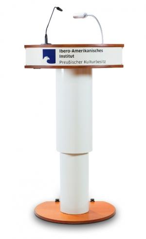 Rednerpult GUMMERSBACH Frontal