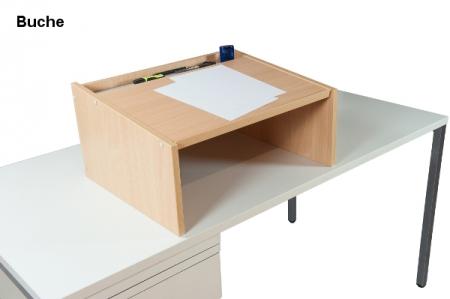 Tischaufsatzpult DRESDEN Buche